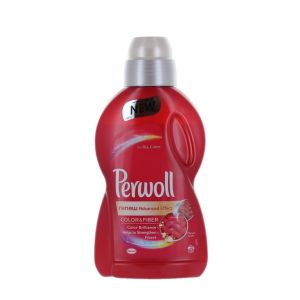 Perwoll Detergent Lichid 900 ml Renew Color&Fiber