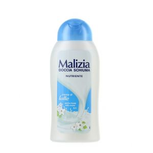 Malizia Gel de dus 300 ml Latte