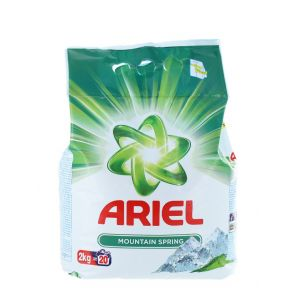 Ariel Detergent automat 2 kg 20 spalari Mountain Spring