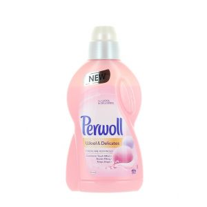 Perwoll Detergent Lichid 900 ml Wool & Delicates