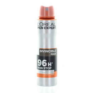 L'oreal Men Expert  Spray deodorant barbati 150 ml Invincible