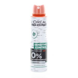L'oreal Spray Men Expert deodorant barbati 150 ml Sensitive Control