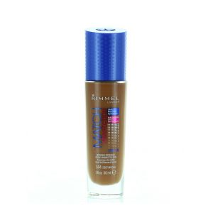 Rimmel Fond de ten 30 ml Match Nr.504 Deep Mocha