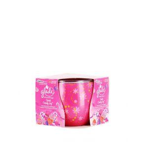 Glade Lumanare odorizanta 120 g Sweet Candy Joy