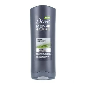 Dove Gel de dus barbati 250ml Fresh Elements
