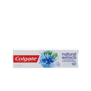 Colgate Pasta de dinti 75 ml Natural Extracts Blancura Resplandeciente