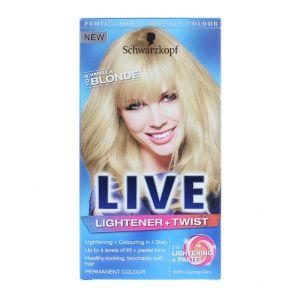 Schwarzkopf Vopsea de par Live Nr:102 Vanilla Blonde