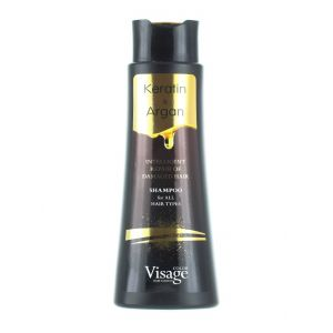 Visage Sampon femei 400 ml Keratin&Argan