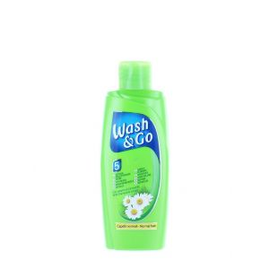 Wash&Go Sampon 75 ml Chamomile