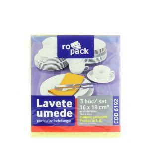 Ropack Lavete umede 3 buc