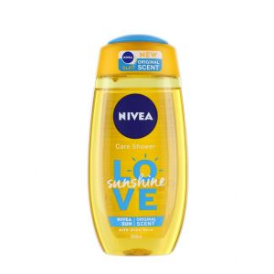 Nivea Gel de dus 250 ml Love Sunshine