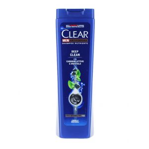 Clear Sampon Barbati 250 ml Deep Clean