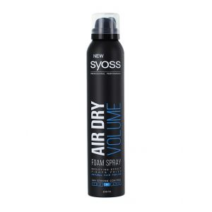 Syoss Spuma de par 200 ml Air Dry Volume 3