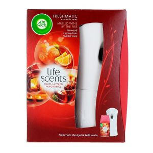 Airwick Aparat odorizant camera+rezerva 250 ml Mulled Wine
