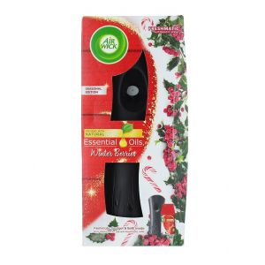 Airwick Aparat odorizant camera+rezerva 250 ml Winter Berries