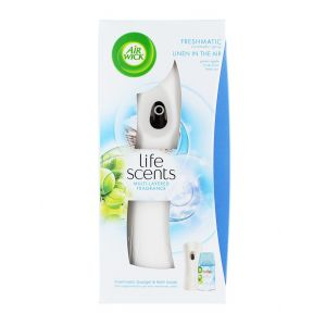 Airwick Aparat odorizant camera+rezerva 250 ml Linen In The Air