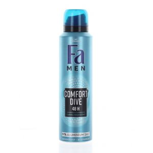 Fa Spray deodorant 150 ml Men Comfort