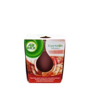 Airwick Lumanare odorizanta 105 g Sugar Apple&Warm Cinnamon
