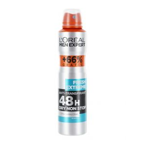L'oreal Spray deodorant barbati 250 ml Fresh Extreme