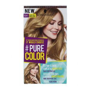 Schwarzkopf Vopsea de par Pure Color 8.4 Mineral Blond