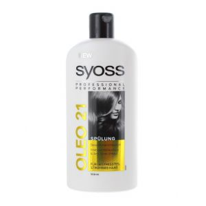 Syoss Balsam de par 500 ml Oleo 21