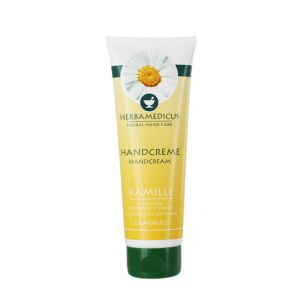 Herbamedicus Crema de maini 125 ml Kamille