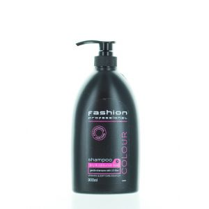 Fashion Professional Sampon de par cu pompa 900 ml Colour
