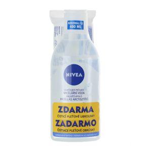 Nivea Apa micelara+Servetele demachiante 400ml+7buc Normal Skin