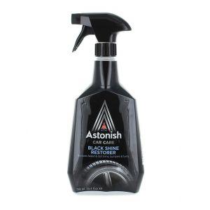 Astonish Solutie intretinere anvelope cu pompa 750 ml Black Shine