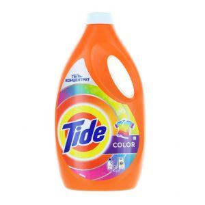 Tide Detergent lichid 2.21L 34 spalari Color