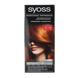 Syoss Vopsea de par 6-77 Aramiu Pure Copper