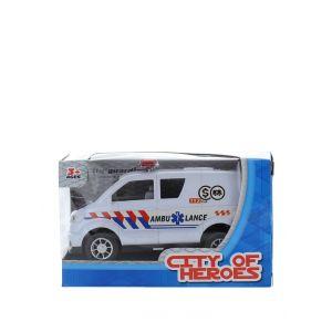 Jucarie Masina mecanic Ambulance