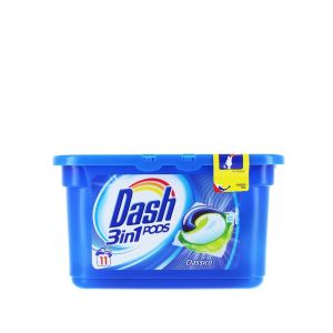 Dash Detergent Capsule 11 buc 3in1 Regular