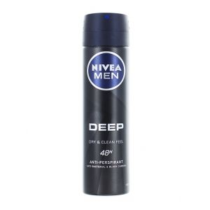 Nivea Spray deodorant barbati 150 ml Deep