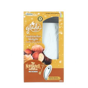 Glade Aparat odorizant camera+rezerva 18 ml Nutcracker Delight