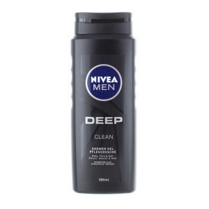 Nivea Gel de dus 500 ml Men Deep Clean