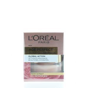 L'oreal Crema-masca regeneranta pentru fata 50 ml Age Perfect