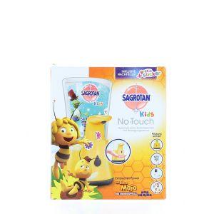 Sagrotan Dispenser automat cu senzor+Sapun lichid 250 ml No Touch Kids
