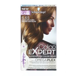 Schwarzkopf Vopsea de par Color Expert Nr 6.65 Golden Chocolate