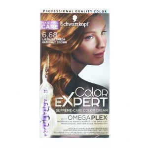 Schwarzkopf Vopsea de par Color Expert Nr 6.68 Hazelnut Brown