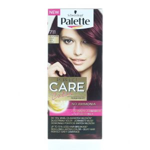 Palette Vopsea de par Perfect Care Color 711 Rich Violet