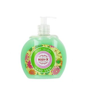 Body-X Sapun lichid cu pompa 500 ml Pure Secret