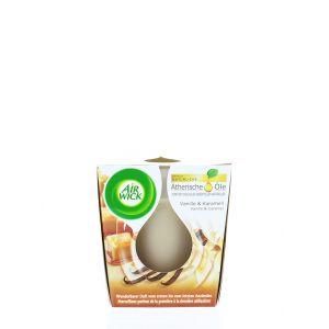 Airwick Lumanare odorizanta 105 g Vanillle&Caramel