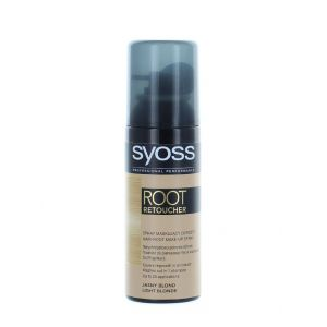 Syoss Spray colorat pentru radacina 120 ml  Light Blonde