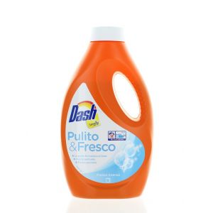Dash Detergent lichid 990 ml 18 spalari Fresco Intenso