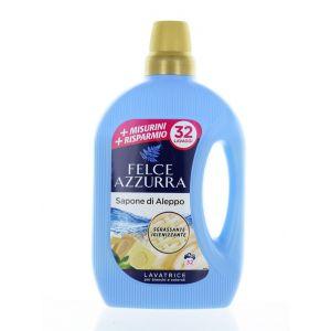 Felce Azzurra Detergent lichid 1,595 L 32 spalari Sapone di Aleppo