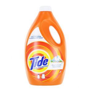 Tide Detergent lichid 2.47L 38 spalari Alpine