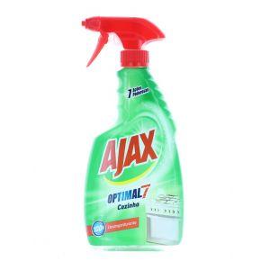 Ajax Solutie curatat bucatarie cu pompa 600 ml Optimal7