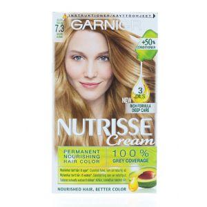 Garnier Vopsea de par Nutrisse Cream 7.3 Golden Blonde