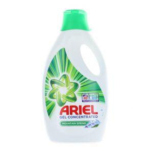 Ariel Detergent lichid 2.2L 40 spalari Mountain Spring